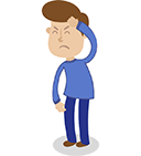 Katerbeschwerden - Kopfschmerzen durch Entwässerung